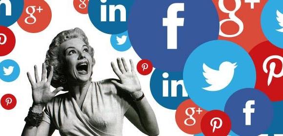 scary social media